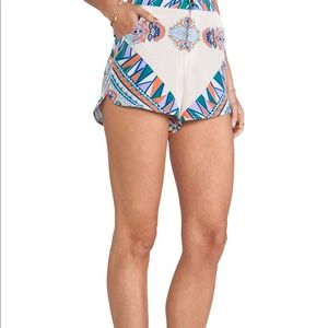 Lovers+Friends Live Your Life Shorts
